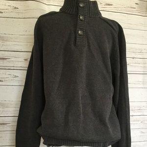 J CREW Mens XL Sweater  in Cotton